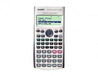 Calculadora grafica Casio FC-100V