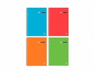 Cuaderno Pacsa Superblock 4x4