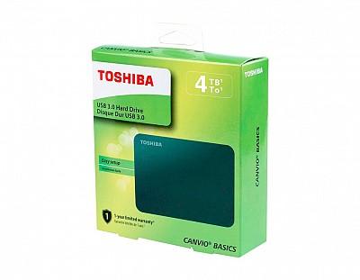 Disco duro Toshiba 4Tb