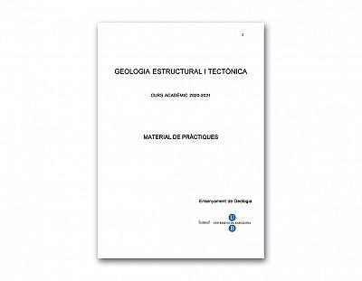 Geologia estructural i tectonica