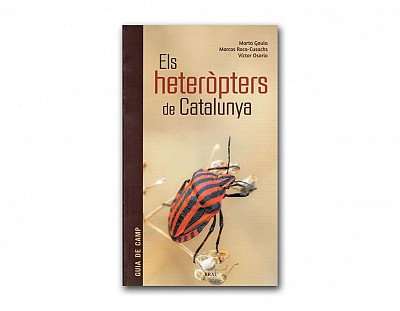 Els heteropters de Catalunya, Guia de camp