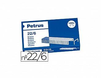 Grapadora Petrus 210