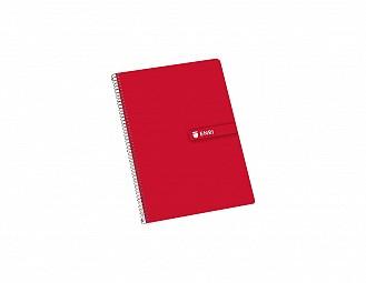 Libreta pacsa folio blanca