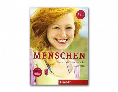 Menschen: A1.1 Kursbuch A1.1  (teoría) +cd