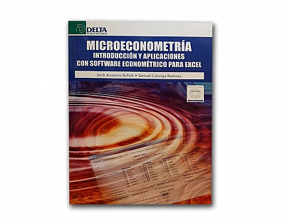 Microeconometria introducción y aplicaciones con software econométrico para Excel