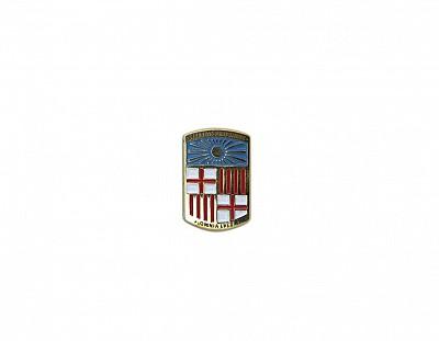 Pin escudo