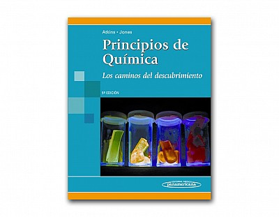 Principios de química, los caminos del descubrimiento 5a ed.