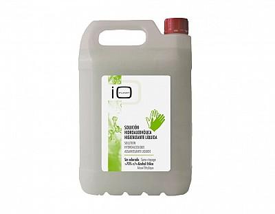 Garrafa 5L gel Hidro alcohólico