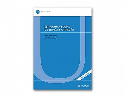 Estructura social de espana y cataluña