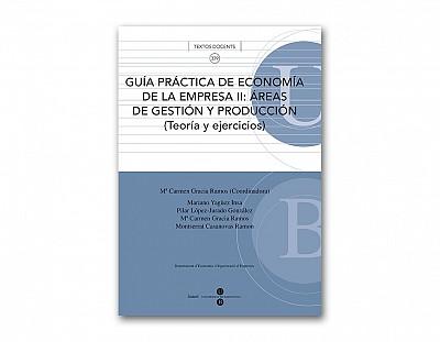 Guía practica de economía de la empresa II